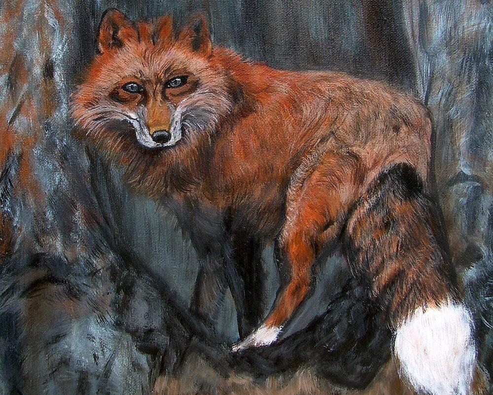 Sly Fox by artbysmokey