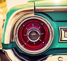 1964 Ford Galaxie 500 XL Tail Light by JonWoodhams