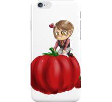 Hannibal vegetables - Tomato iPhone Case/Skin