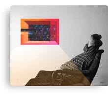 RECLINER Canvas Print