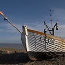 Aldeburg Boat by StephenRB