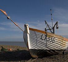 Aldeburg Boat by StephenRB