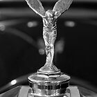 1932 Rolls Royce Saloon by Thrupp and Maberly by Timothy Meissen