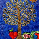 Tree of Life by Madalena Lobao-Tello