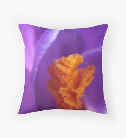 Stunning Stigma Throw Pillow