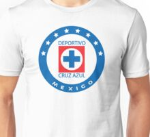 Cruz Azul Logo T-Shirt Unisex T-Shirt