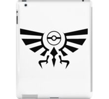 Legend of Pokemon- Crest iPad Case/Skin