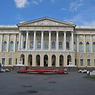 Mikhailovsky Palace  by Elena Skvortsova