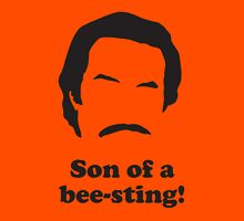 Ron Burgundy - Son of a Bee-Sting! Unisex T-Shirt