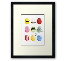 Li'l Eggs Framed Print