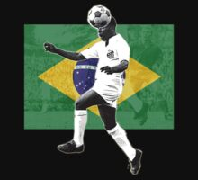 Pele T-Shirt by onenil