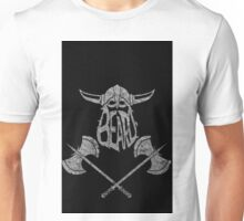Viking with battle axe Unisex T-Shirt