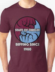 SOO Yin Yang - QLD Unisex T-Shirt
