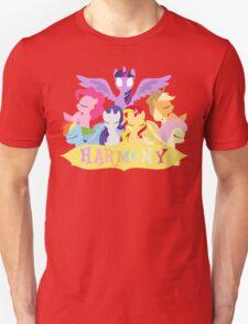 The Elements of Harmony Unisex T-Shirt