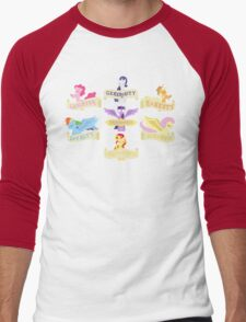 The 7 Elements of Harmony Men's Baseball ¾ T-Shirt