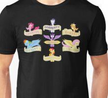The 7 Elements of Harmony Unisex T-Shirt