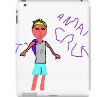 Amanda iPad Case/Skin
