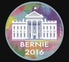 Bernie 2016 White House by feelthebern