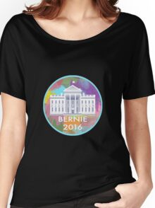 Bernie 2016 White House Women's Relaxed Fit T-Shirt