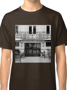 Museum coffee shop-Buenos Aires Classic T-Shirt