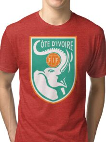 Ivory Coast World Cup T-Shirt Tri-blend T-Shirt