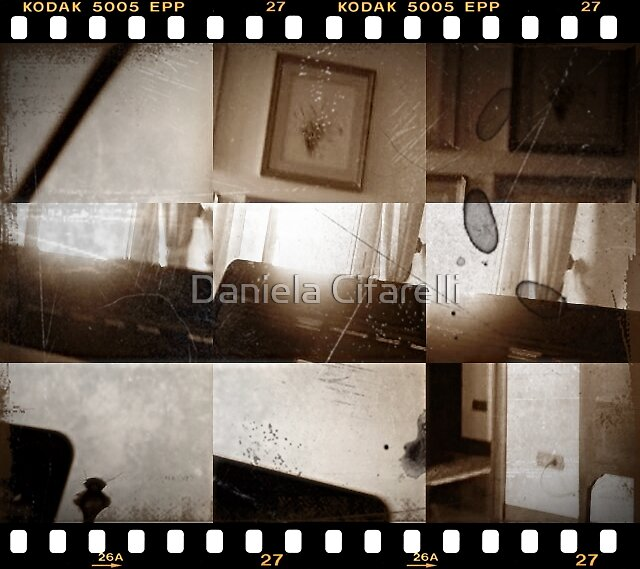 Frame of mind...(Altered States of Consciousness # 2) by Daniela Cifarelli