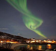 Aurora Borealis II by TigerOPC