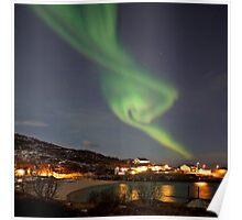 Aurora Borealis II Poster