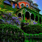 REVISITING AN OLD VICTORIAN MANSION by MIKESANDY