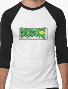 abstract graff - green remix T-Shirt