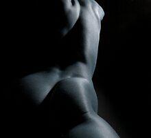 Man's Back 2 by VladimirFloyd