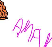 Amanda #2 Sticker