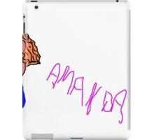 Amanda #2 iPad Case/Skin