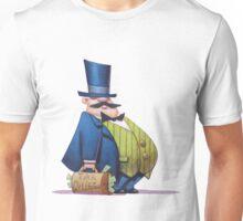 Tax Man Unisex T-Shirt