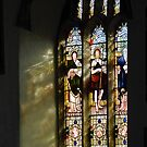 Church Window by SWEEPER
