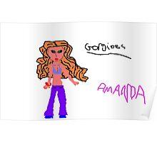 Amanda #5 Poster