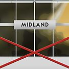 MIDLAND RT Station by Daniel McLaren