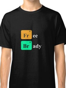 Free Brady - Periodic table Classic T-Shirt