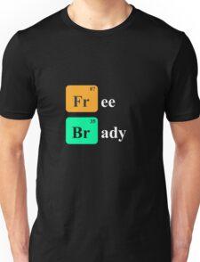 Free Brady - Periodic table Unisex T-Shirt