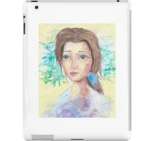 Beauty and the Beast's Belle iPad Case/Skin