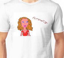 Amanda #7 Unisex T-Shirt