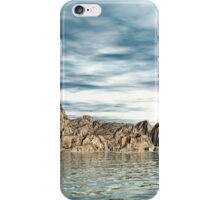 Rocky Shoreline iPhone Case/Skin
