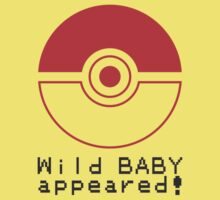 Wild BABY appeared! Kids Clothes