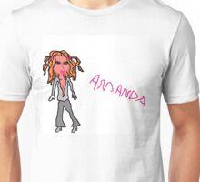 Amanda #8 Unisex T-Shirt