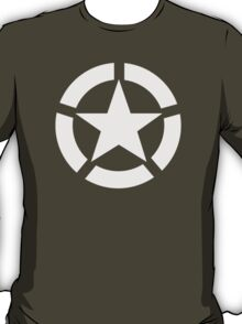 Allied Star (White) T-Shirt
