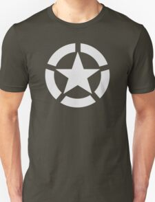 Allied Star (White) T-Shirt