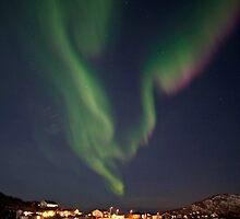 Aurora Borealis IV by TigerOPC