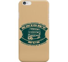 The Knight bus iPhone Case/Skin