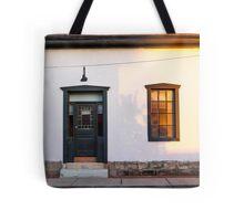 Old Pueblo Housefront. Tucson, Arizona, USA. Tote Bag