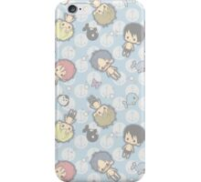 Free Iwatobi Swimming Chibi iPhone Case/Skin